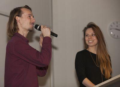 Vera en Caspar van Dijk