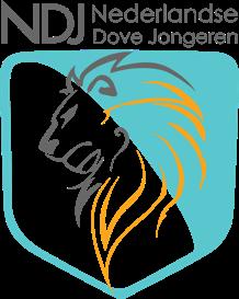 logo Nederlandse Dove Jongeren