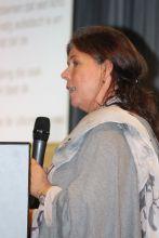 Onderzoekster Anneke Vermeulen