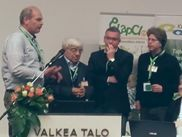Foto Euro CIU congres 2017 Helsinki
