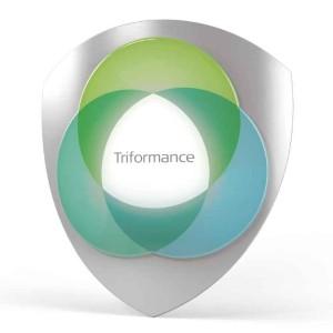 Logo van MED-EL Triformance