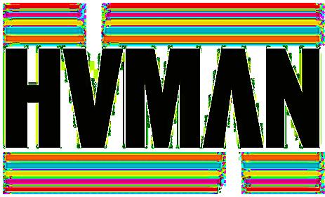 logo van HUMAN