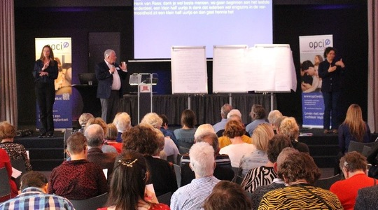 Foto van de samenvatting van de workshops