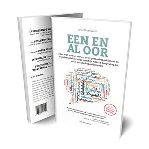 "Boek met titel ""Een en al oor"" van Wies Groeneveld"