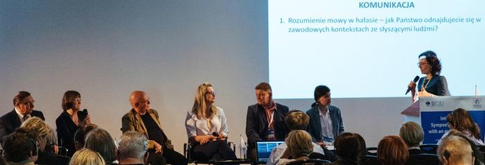 Paneldiscussies tijdens EURO-CIU symposium 2019