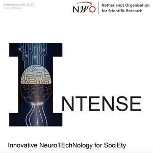 Logo van INTENSE (Innovative NeuroTEchNology for SociEty)