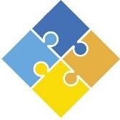 Logo van mosaicsproject Radboudumc