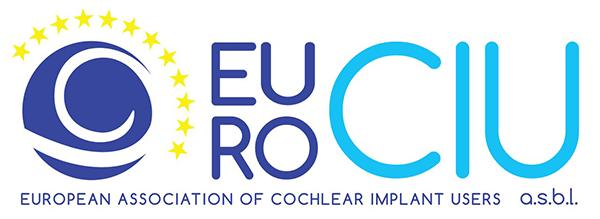 Logo van EURO-CIU horizontaal