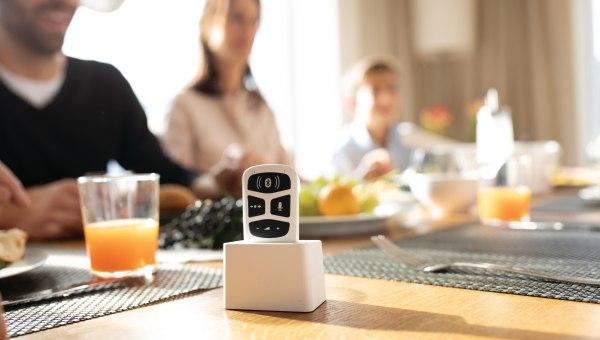 De AudioLink als microfoon op afstand